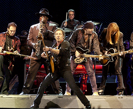 Bruce Springsteen and The E-Street Band ritornano in concerto allo Stadio San Siro