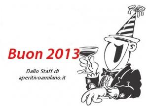 Capodanno 2013 a Milano