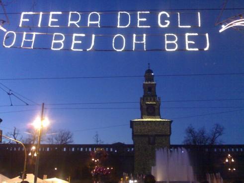 Fiera degli Oh Bej! Oh Bej! dal 6 al 9 dicembre a Milano