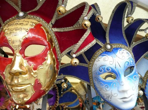 Maschere di Carnevale 2013 a Milano