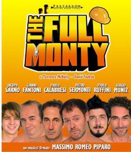 The Full Monty al Teatro Nazionale di Milano dal 3 al 21 aprile 2013