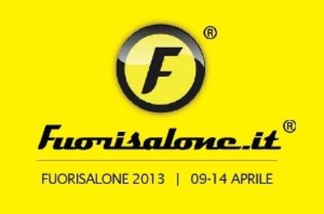 Fuorisalone 2013 dal 9 al 14 aprile a Milano