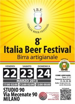 Italia Beer Festival 2013 a Milano