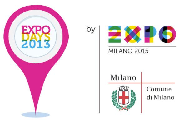 Expo Days 2013 a Milano dal 1° maggio al 2 giugno 2013