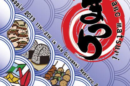 Matsuri: la festa tradizionale giapponese, per la prima volta a Milano il 26 maggio 2013