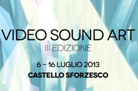 Video Sound Art Festival 2013 dal 6 al 16 luglio al Castello Sforzesco di Milano