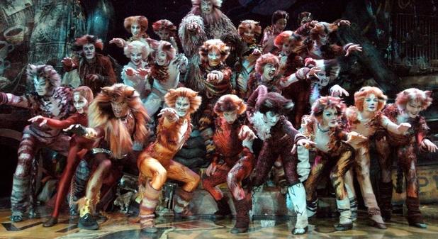 Il musical Cats a Milano dal 26 al 30 marzo 2014