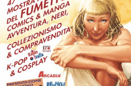 """""""Fumettopoli 2013"""" a Milano il 22 settembre. Ritorna il Salone del Fumetto Internazionale"""