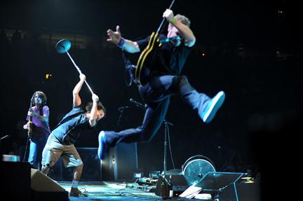 Pearl Jam live a Milano il 20 giugno 2014