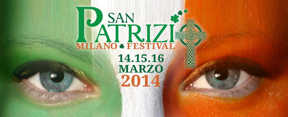 Festival di San Patrizio a Milano il 14, 15 e 16 marzo 2014
