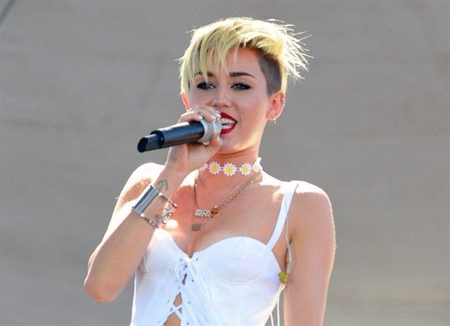 Miley Cyrus in concerto a Milano l' 8 giugno 2014