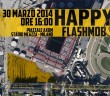"FlashMob ""We are HAPPY from Milan"" a Milano il 30 marzo 2014"