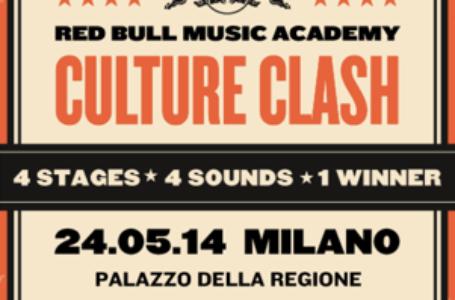 """""""Red Bull Music Academy 2014"""" a Milano il 24 maggio 2014"""