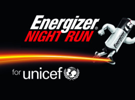 Energizer Nightrun for Unicef 2014