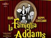 """""""La famiglia Addams"""" a teatro a Milano dal 17 ottobre al 9 novembre 2014"""