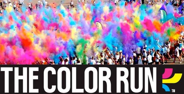 """""""The Color Run"""" 2014 a Milano il 6 settembre"""