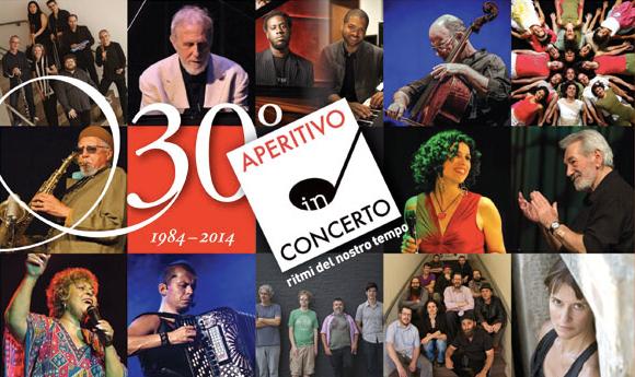 Aperitivo in Concerto 2014-2015 al Teatro Manzoni di Milano dal 19 ottobre 2014 al 15 marzo 2015