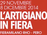 """""""Artigiano in Fiera 2014"""" a Milano dal 29 novembre all'8 dicembre 2014"""