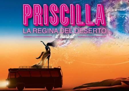 """Il Musical """"Priscilla La Regina del Deserto"""" dal 5 giugno 2015 a Milano"""