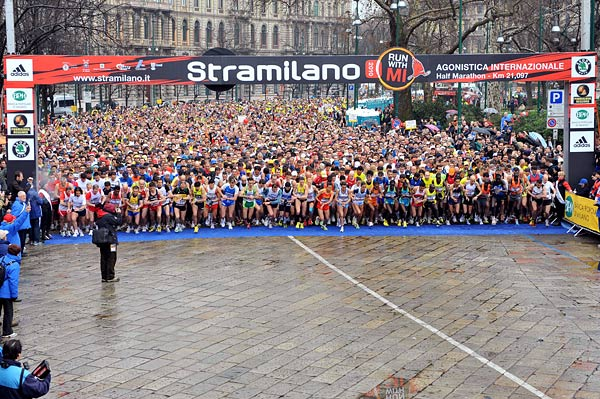 Il 29 marzo parte a Milano la Stramilano 2015 - Milano Run