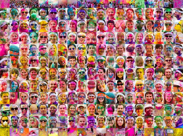 """""""The Color Run 2015″ a Milano il 12 settembre - La corsa più colorata del mondo"""