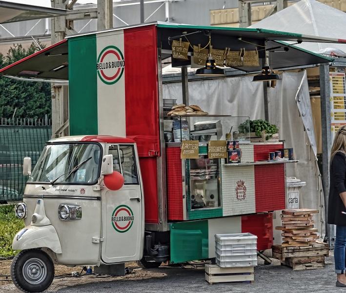 """""""Streeat Food Truck Festival"""" a Milano dal 18 al 20 settembre"""