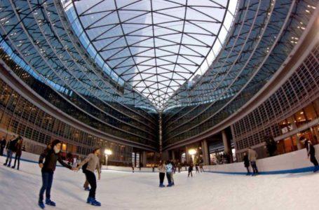 La pista di pattinaggio più grande di Milano dal 6 dicembre 2019 al 20 gennaio 2020